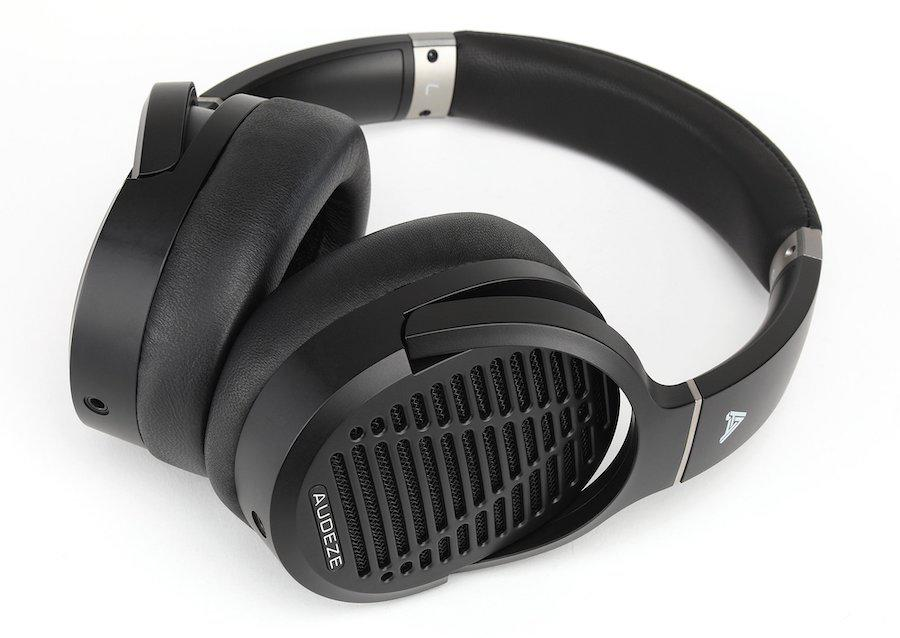 Audeze LCD-1 Headphones Laying Down