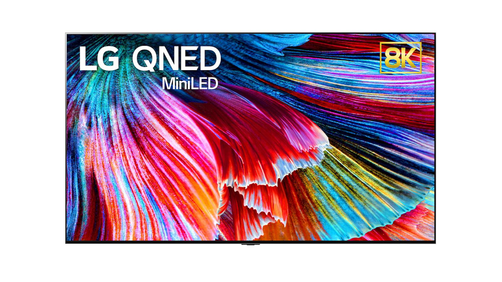 LG Mini LED QNED 86-inch 8K TV