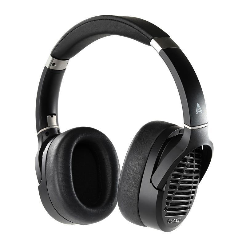 Audeze LCD-1 Planar Magnetic Open-Back Headphones Black