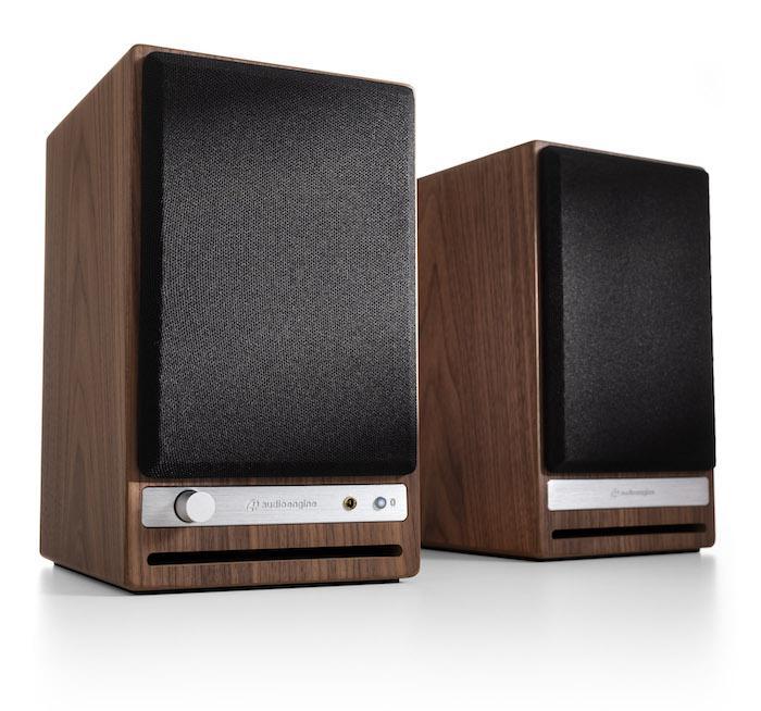 Audioengine HD4 Wireless Speakers Front