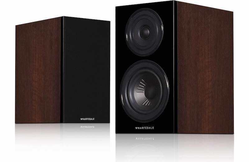 Wharfedale Diamond 12.1 Bookshelf Speakers