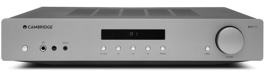 Cambridge Audio AXA35 Integrated Amplifier