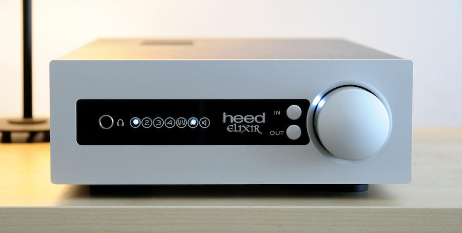 Heed Audio Elixir Integrated Amplifier