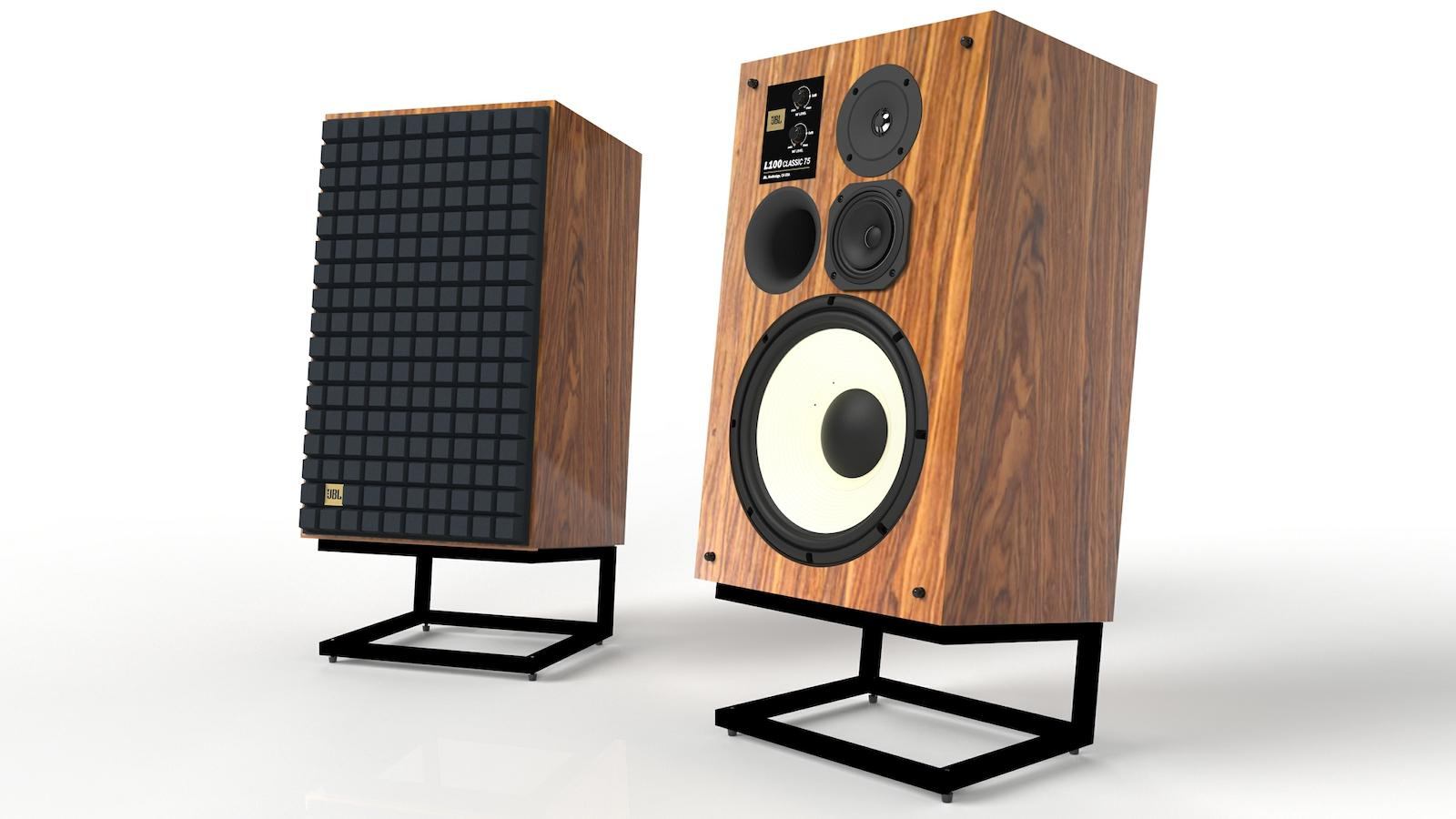 JBL L100 Classic 75 Loudspeakers