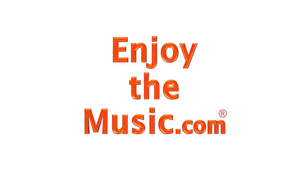 Enjoy the Music.com logo