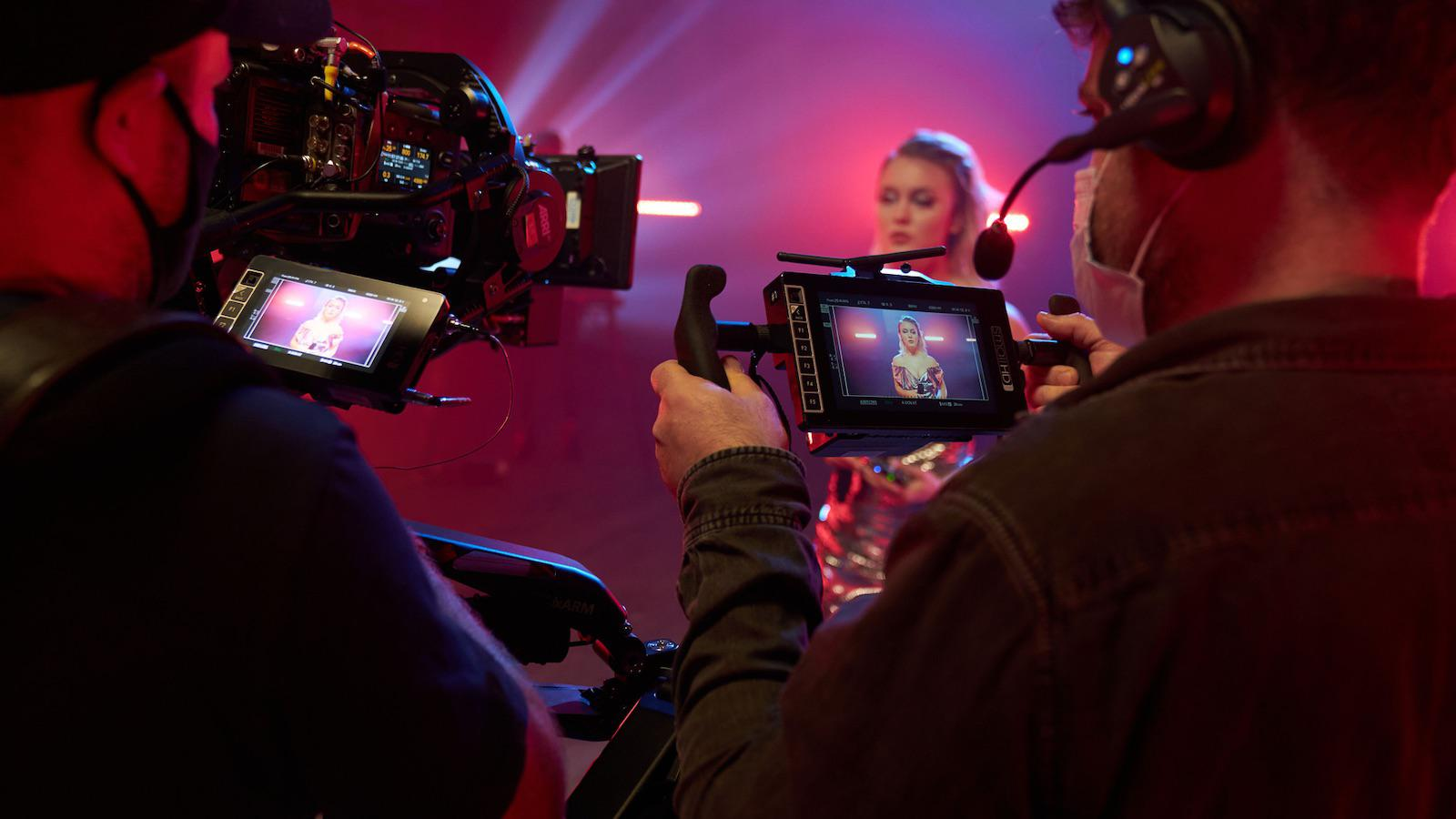 Sony 360 Reality Audio Behind the Scenes with Zara Larsson