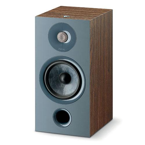 Focal Chora 806 Bookshelf Speaker in Darkwood