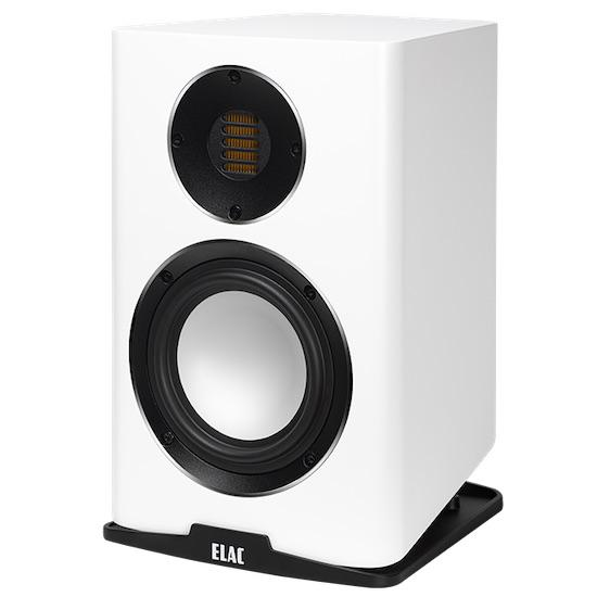 ELAC Carina BS243.4 Bookshelf Speaker in White