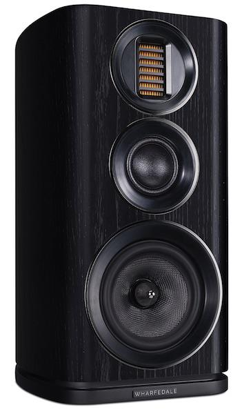 Wharfedale EVO4.2 Bookshelf Speaker in Black