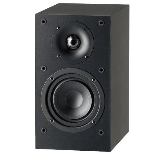 Paradigm Monitor SE Atom Bookshelf Speaker in Black