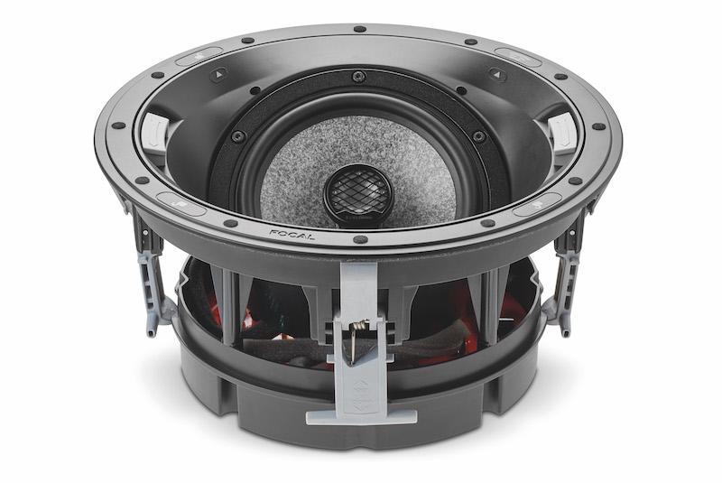 Focal 1000 Series ICA6 in-ceiling speakers angle