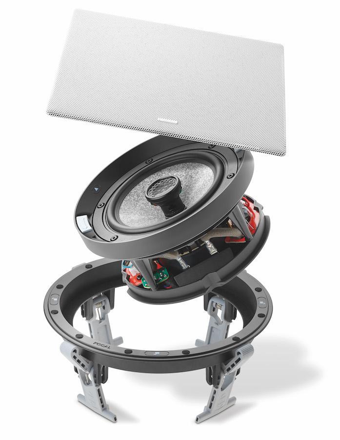 Focal 1000 Series ICW6 in-ceiling speaker