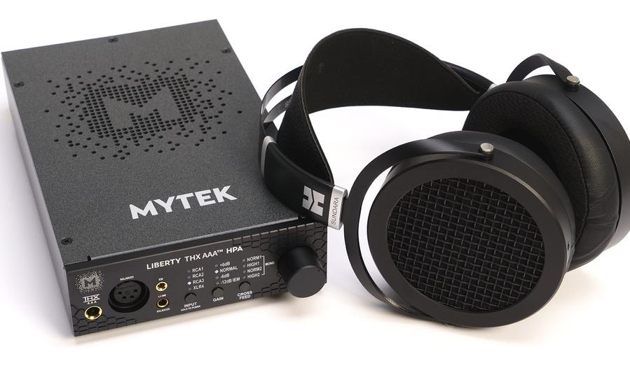 Mytec Audio Liberty THX AAA Headphone Amplifier with Hifiman Sundara Headphones