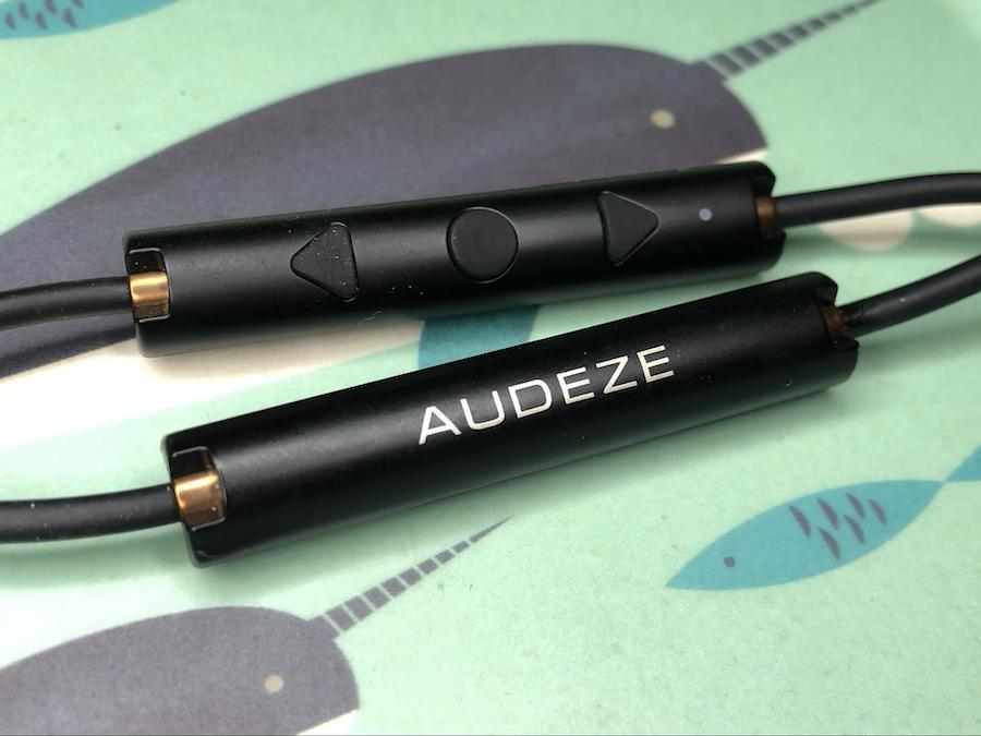 Audeze LCDi3 In-ear Headphone Control Cable
