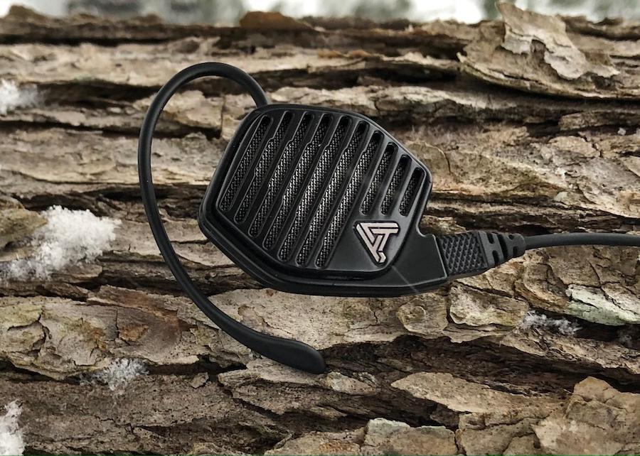 Audeze LCDi3 In-ear Headphone single side