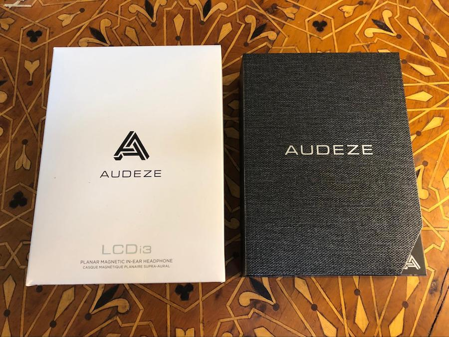 Audeze LCDi3 In-ear Headphones Unboxing Part 1