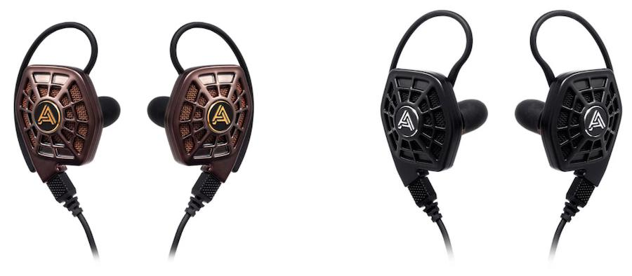 Audeze iSINE 20 and iSINE 10 Planar Magnetic In-ear Headphones