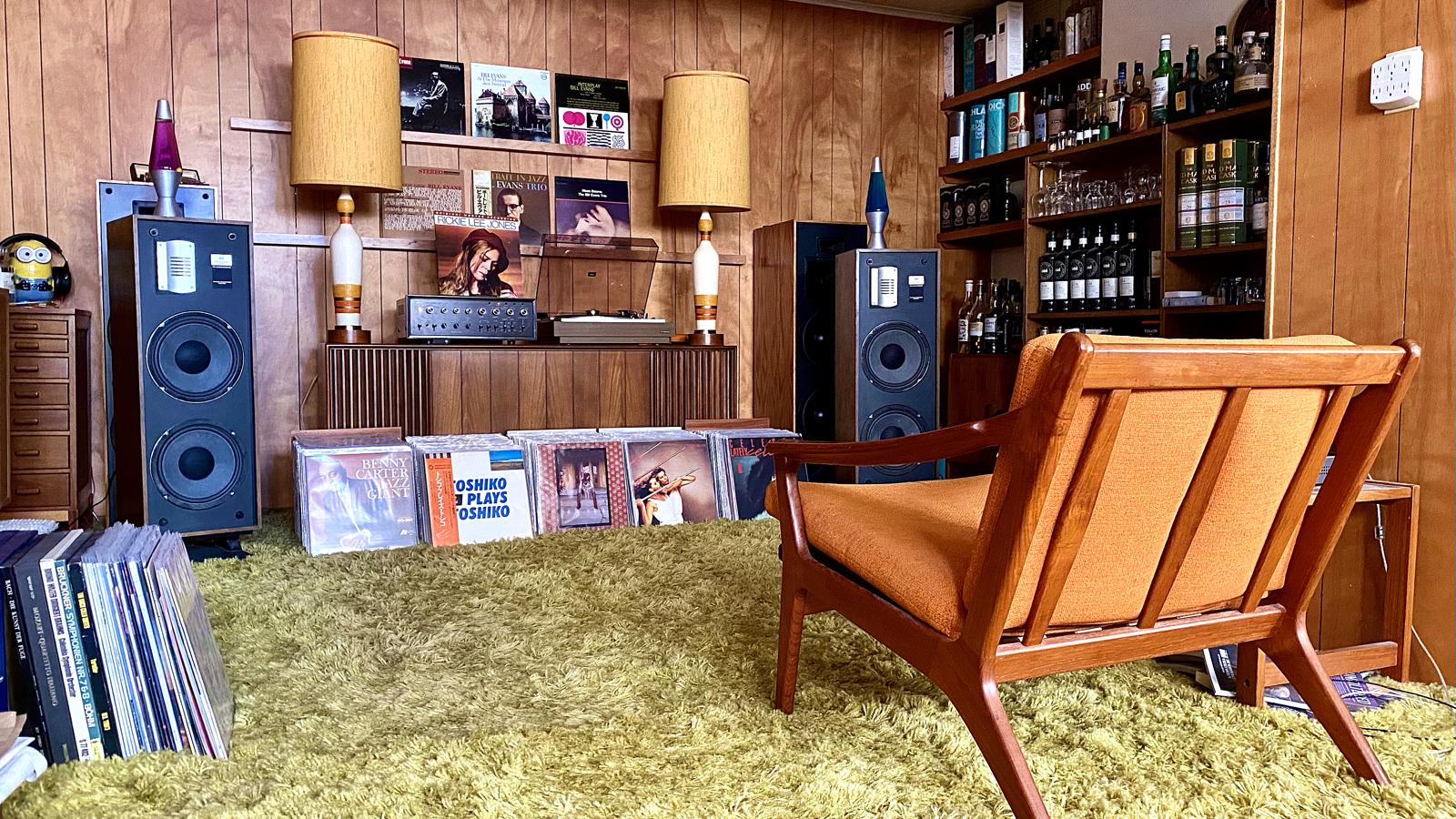audioloveyyc hi-fi stereo system listening room