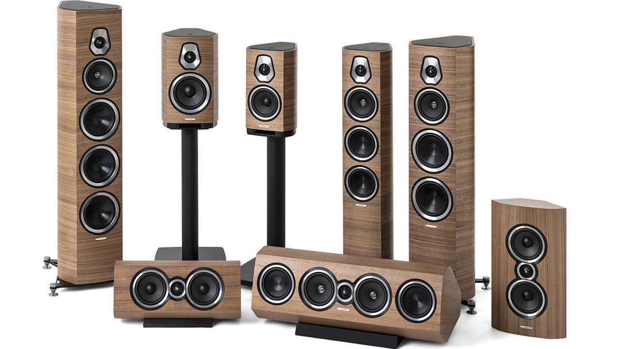 Sonus faber Sonetto Collection Loudspeakers
