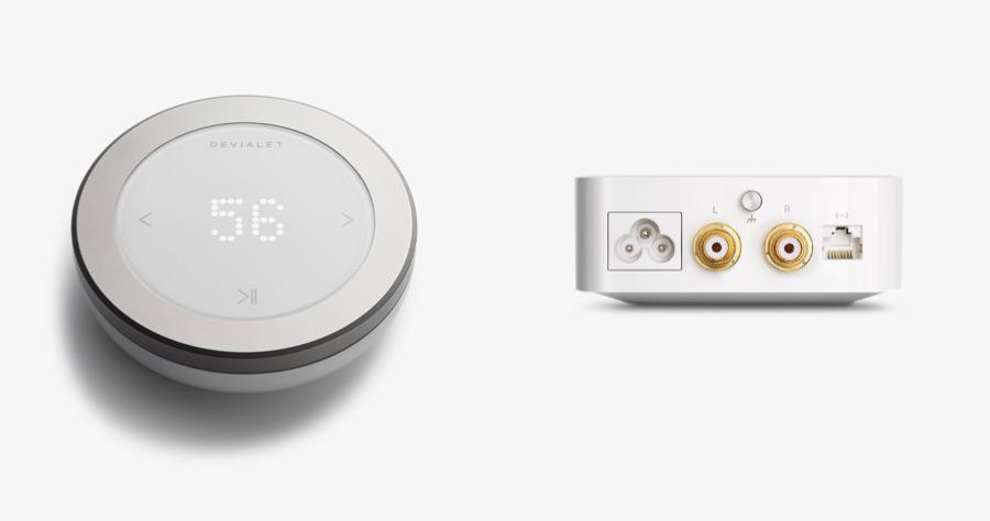 Devialet Remote and Arch Accessory