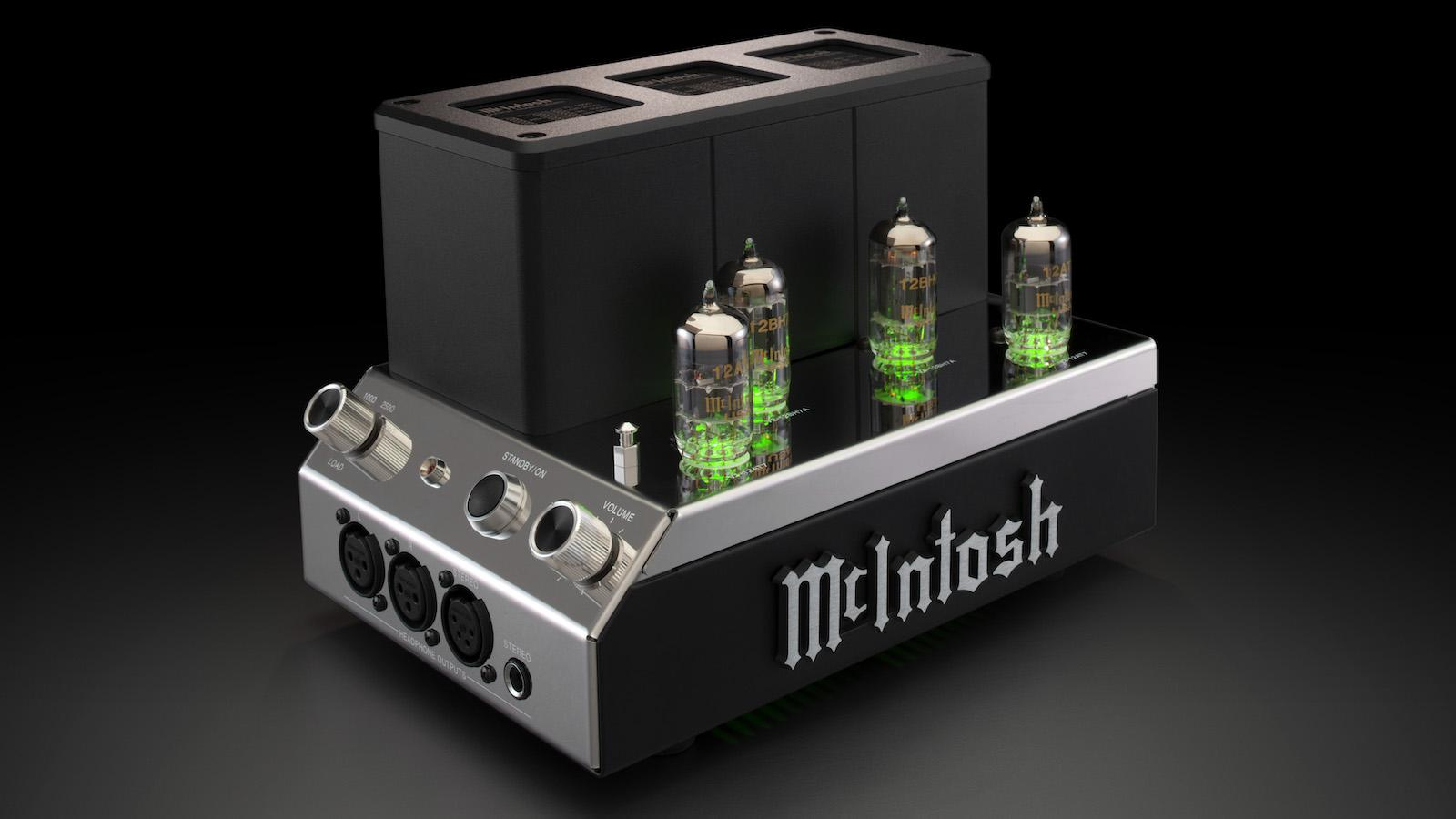 McIntosh MHA200 Headphone Tube Amplifier