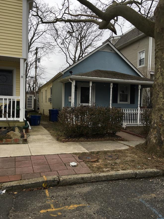 Bruce Springsteen Rented House