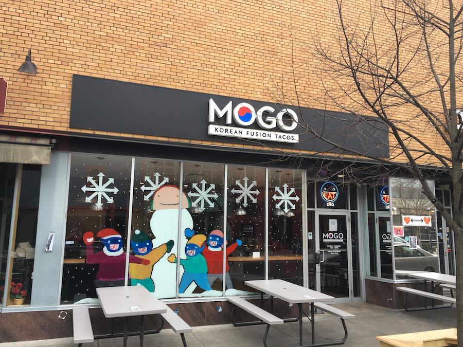 MOGO Korean Fusion Tacos Restaurant