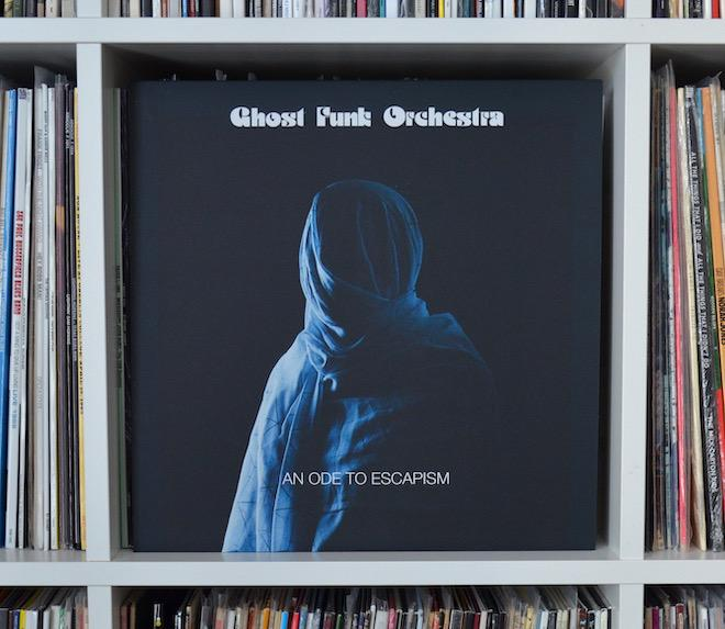 Ghost Funk Orchestra - An Ode to Escapism Album