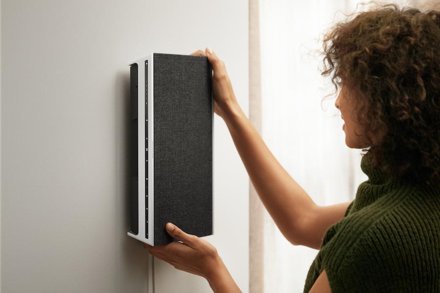 Bang & Olufsen Beosound Level Wireless Speaker Hang on Wall