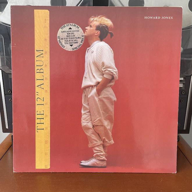 """Howard Jones The 12"""" Album"""