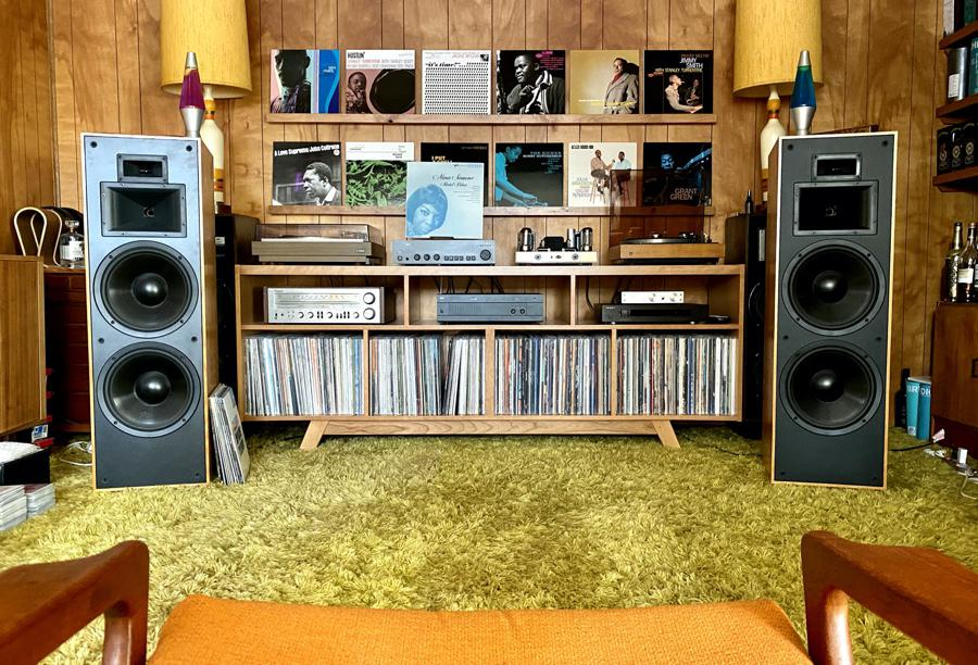 KLF speakers