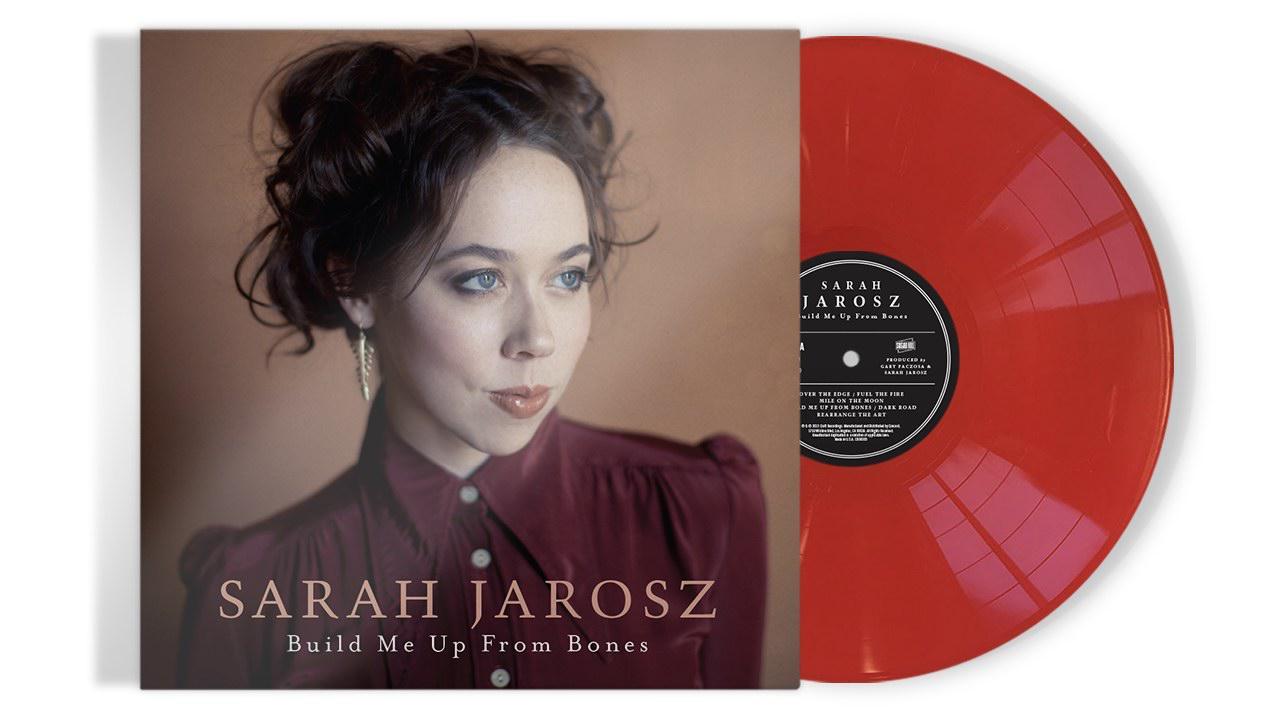 Sarah Jarosz Vinyl Album Cover Reissue