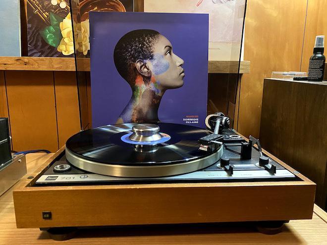 Dominique Fils-Aimé - Nameless (Ensoul Records, 9227711, 33 rpm)