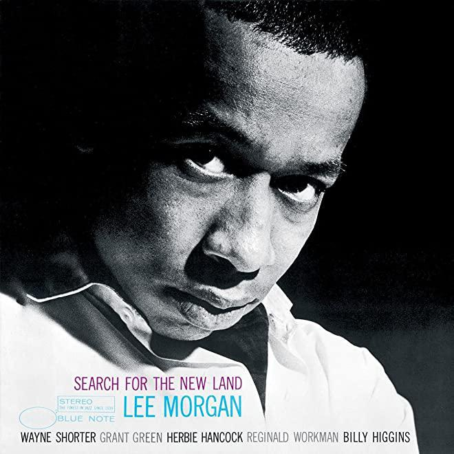 Lee Morgan - Search For The New Land (Blue Note, ABLU 73249, 33 rpm)