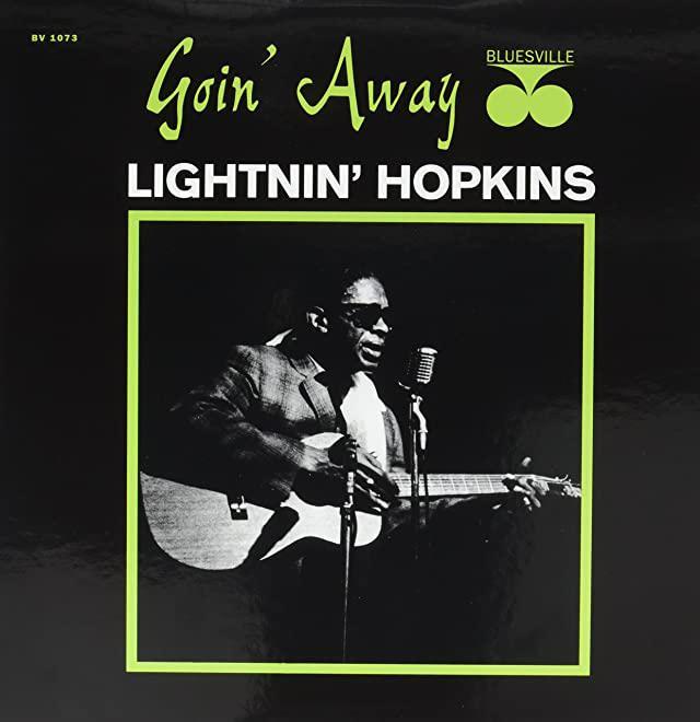 Lightnin' Hopkins - Goin' Away (Prestige/Analogue Productions, APRJ 1073)