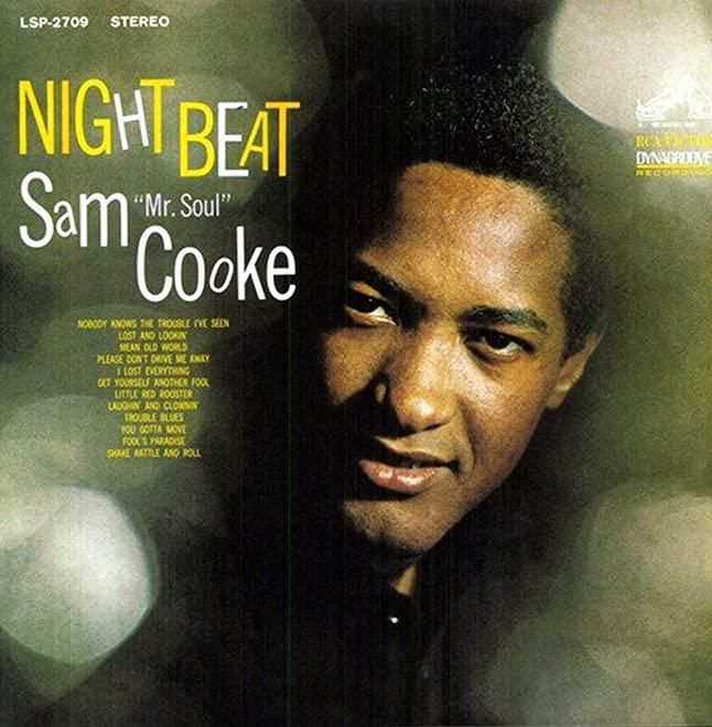 Sam Cooke - Night Beat (Analogue Productions, AAPP 2709-45, 45 rpm)