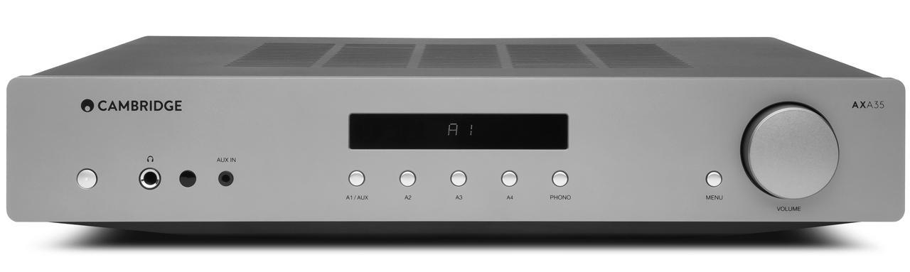 Cambridge Audio AXA35 Integrated Amplifier Front