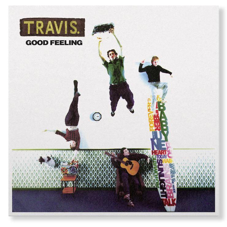 Travis Good Feeling Album Cover Art