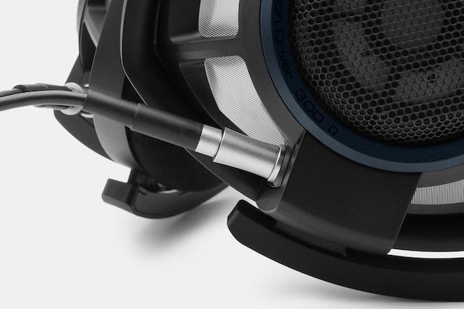 Drop Sennheiser HD8xx Headphones Side