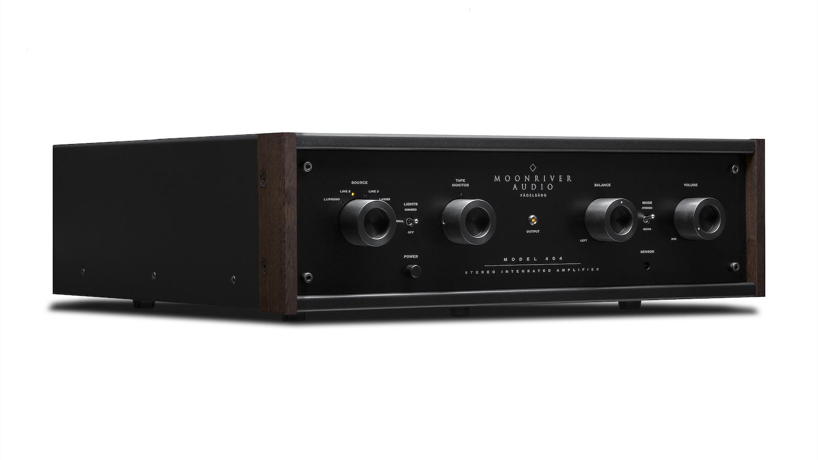 Moonriver 404 Stereo Integrated Amplifier