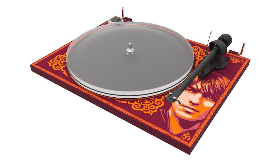 George Harrison Recordplayer No Cover