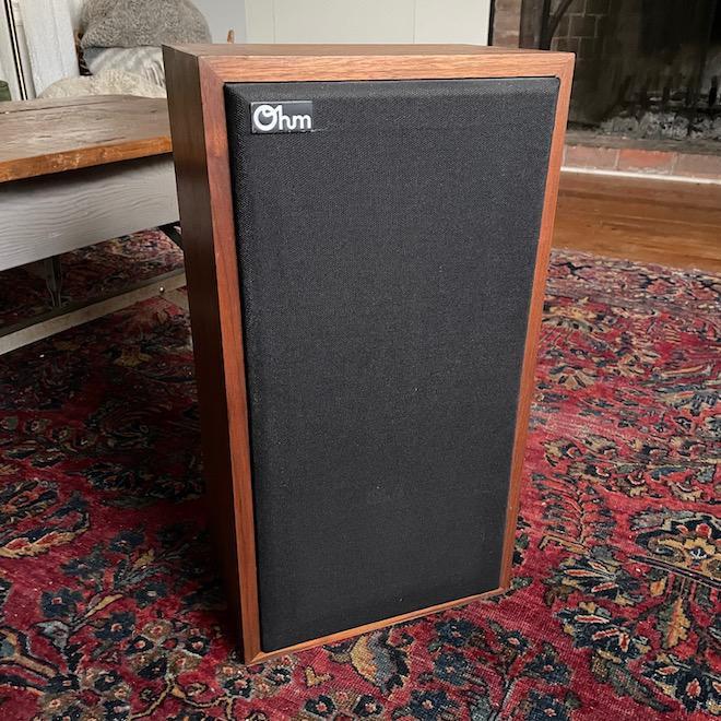 Ohm speaker