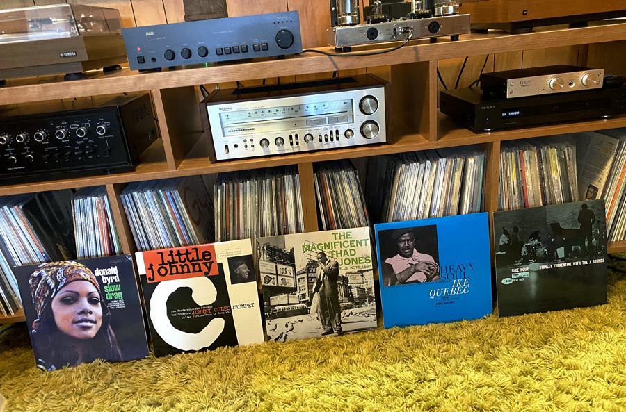 Long-sought Record Albums