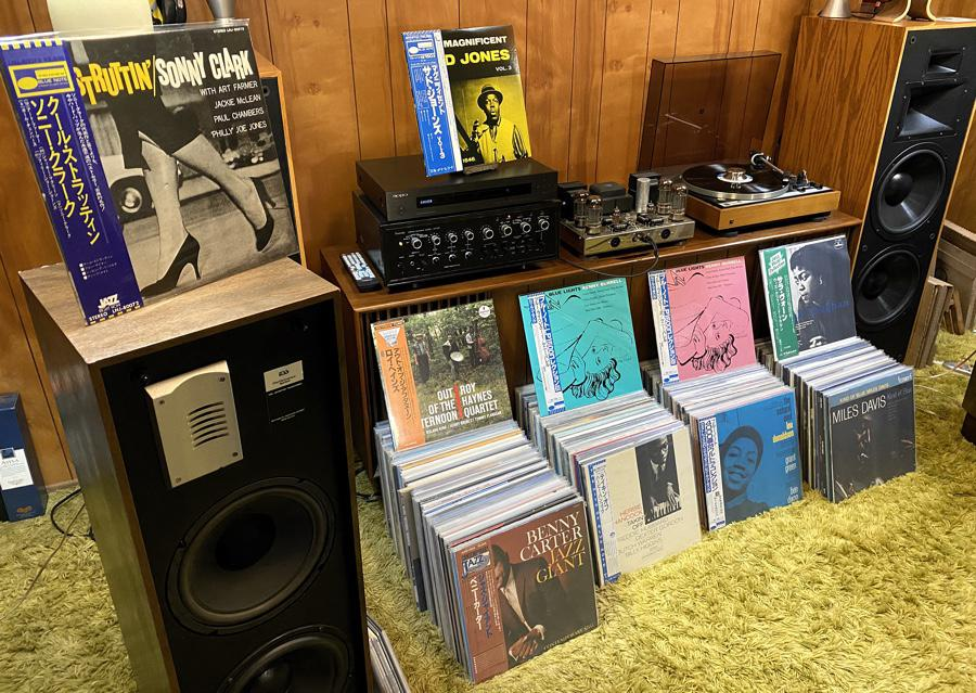 New Japanese Pressed Record Albums