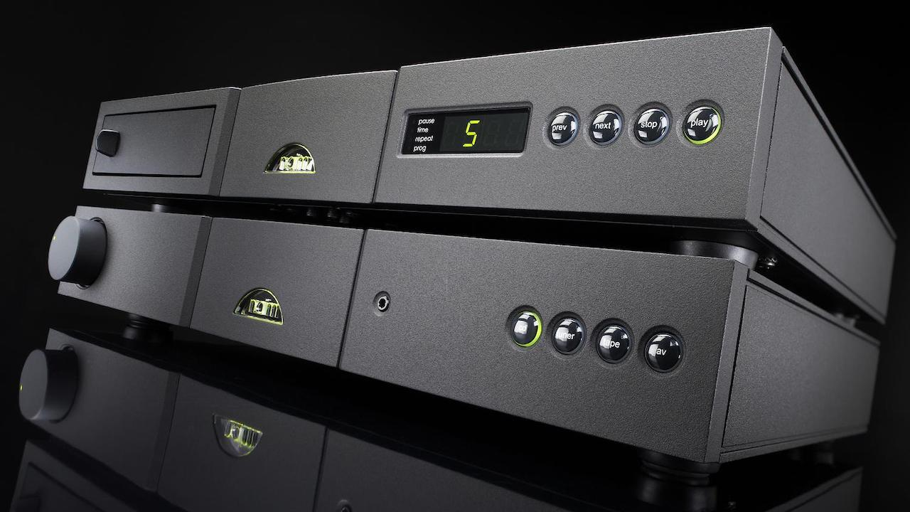 Naim Audio Nait 5si Integrated Amplifier and cd5i CD Player