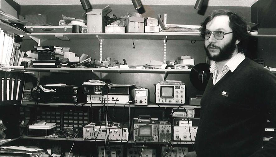 Naim Founder, Julian Vereker