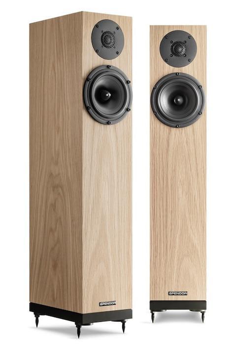 Spendor A2 Floorstanding Loudspeakers