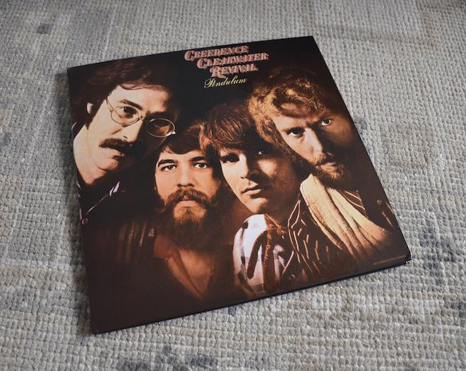 Creedence Clearwater Revival Pendulum Album