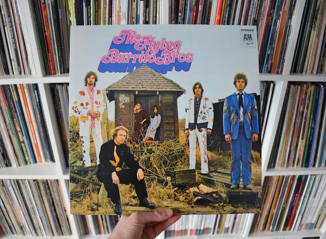Flying Burrito Brothers Album