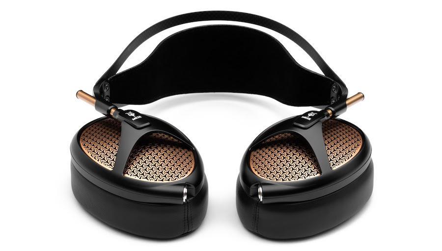 Meze Audio Empyrean Planar Magnetic Headphones in Black / Copper